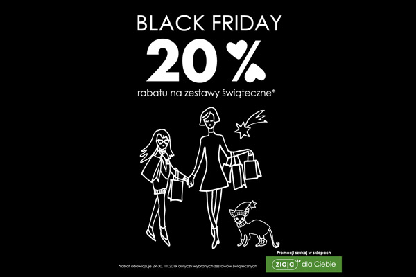 Ziaja - Black Friday