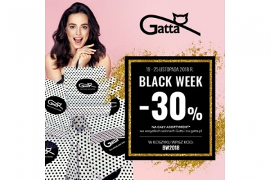 Gatta - Black Week