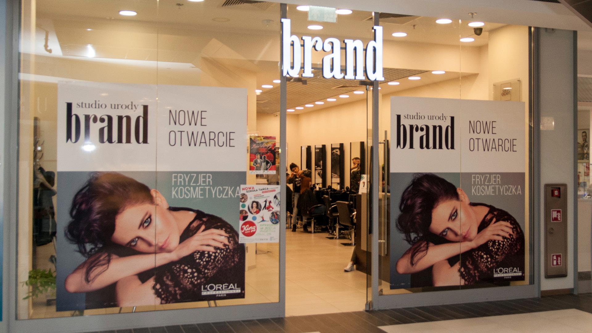 Brand Studio Urody Salon Fryzjerski Fryzjer Koszalin I Mielno